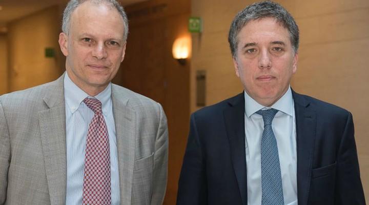 Argentina negocia un crédito