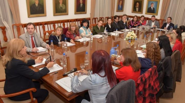 El Consejo de Lucha contra la Trata vuelve a tomar impulso con acciones para la prevención