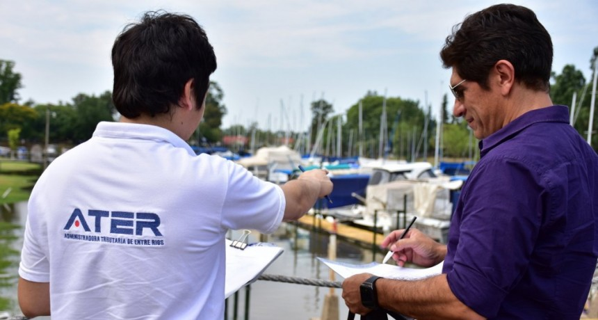 Se intiman a más de 400 propietarios de embarcaciones sin declarar.