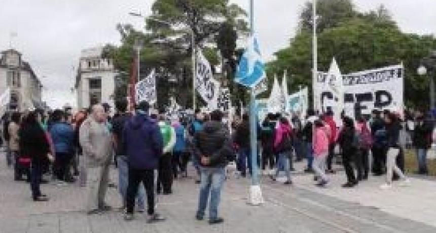 Entre Ríos se plegó a la Marcha Federal   30 mayo, 2018