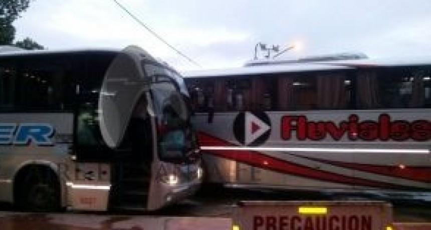 Aumenta el pasaje de colectivos entre Paraná y Santa Fe