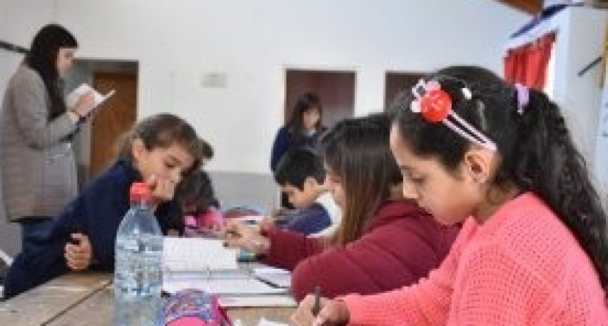 Villaguay y Federal ejecutan el programa Educando en Movimiento