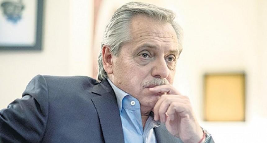 """Contrato social, economía, justicia y espías  Alberto Fernández: """"Nunca hemos pensado en dejar de pagar"""""""