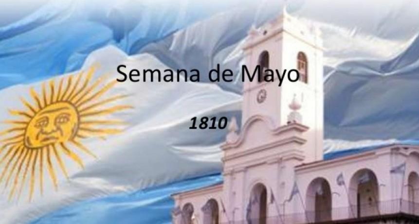 ACTO OFICIAL DEL 25 DE MAYO