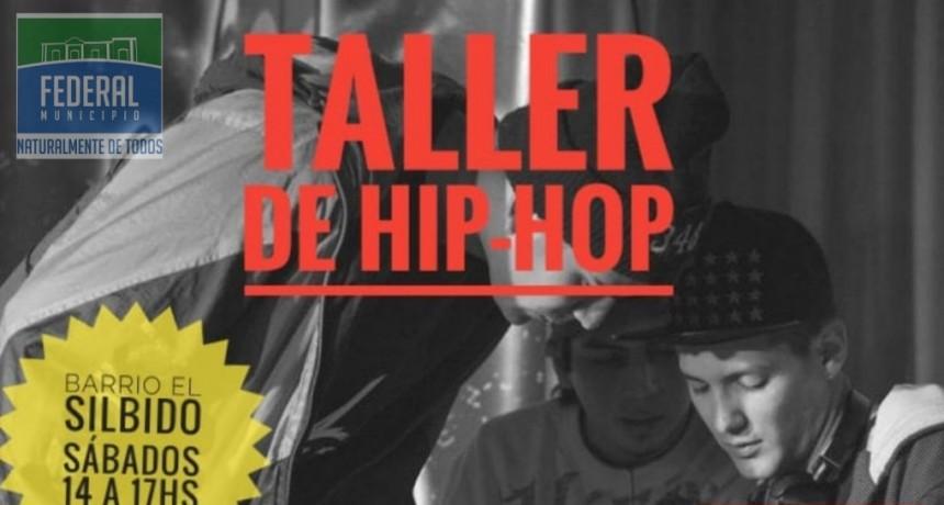TALLERES DE HIP HOP