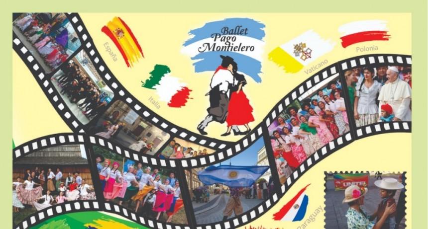 NUEVA GIRA; LLEGARON A COLOMBIA LOS BAILARINES DE PAGO MONTIELERO