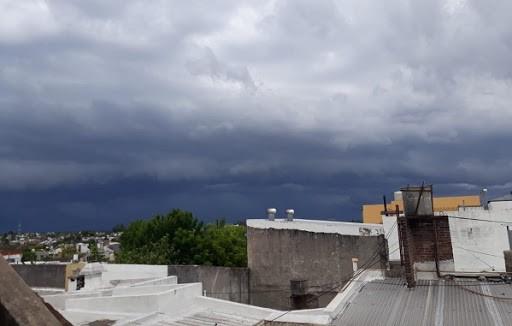Rige un alerta meteorológico para el norte de Entre Ríos