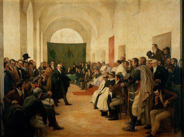 A 210 años de la Revolución de Mayo: un virrey obstinado, criollos decididos a todo y un pueblo dividido por un rey preso