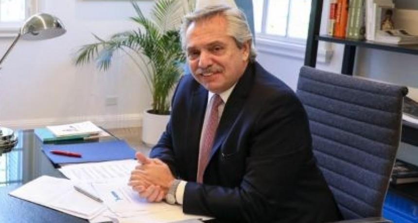 La carta de Alberto Fernández a los argentinos en esta nueva etapa de la cuarentena