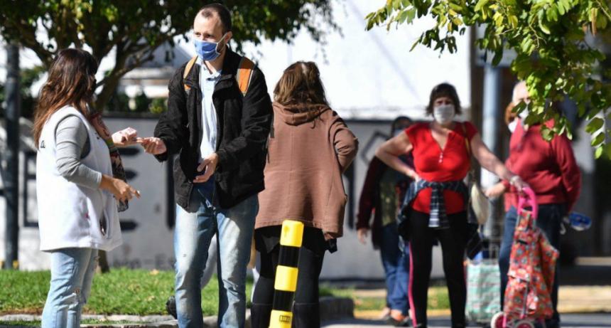 Parte vespertino del domingo 31 de mayo: 637 nuevos casos y 9 muertos por coronavirus