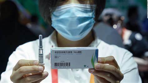Plan Rector Vacunación Mayores de 60 años 👵🧓Sinopharm