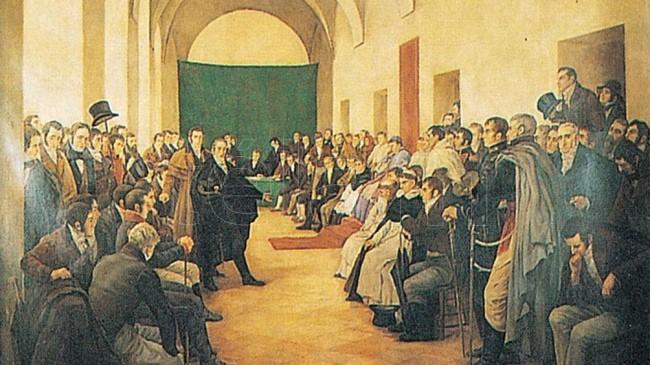 A 211 AÑOS DE LA HISTÓRICA SEMANA DE MAYO  22 de mayo. El Cabildo acomoda a Cisneros y derrama las chispas de la revolución