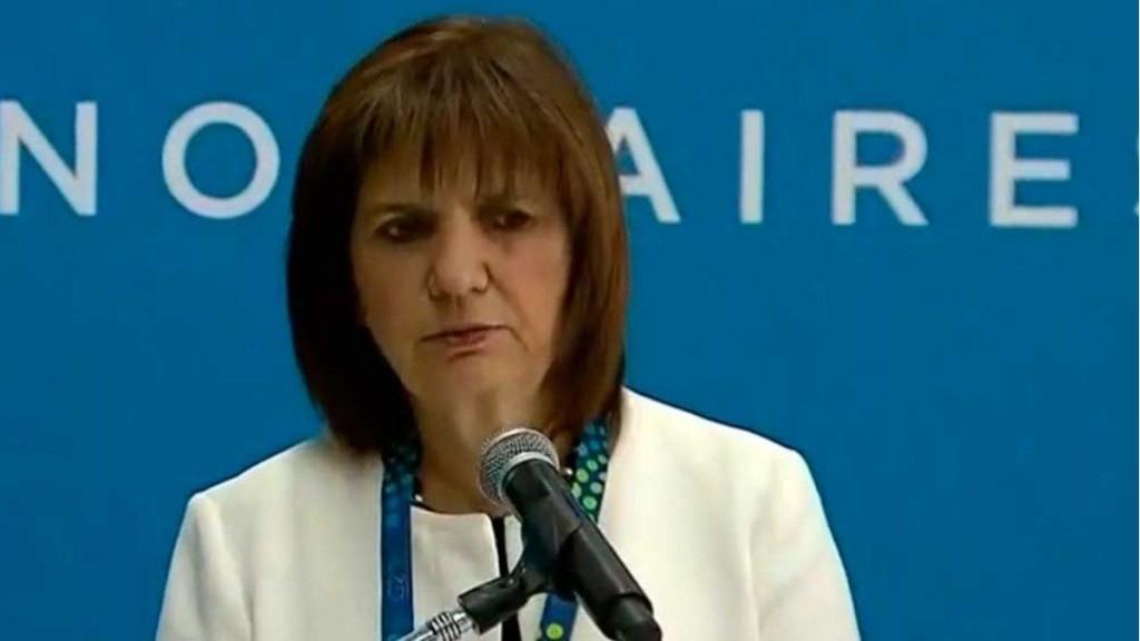 Salud denunció a Bullrich por sus dichos sobre Pfizer y el Gobierno