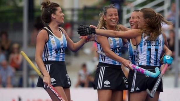 Las Leonas golearon y están a un paso de Río 2016