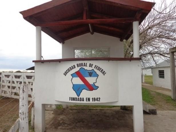 La Sociedad Rural de Federal prepara su exposición anual