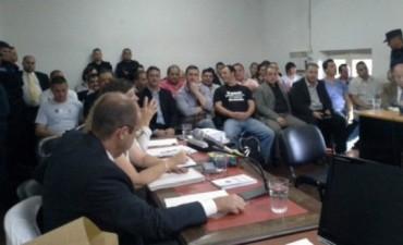 Se suspendió el juicio a policías hasta que declare Urribarri