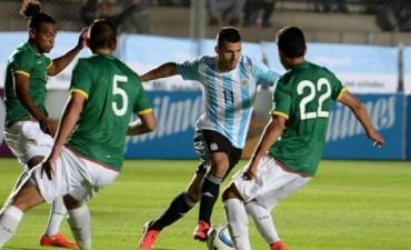 Argentina impuso su calidad y goleó a Bolivia