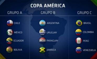 Así arranca la Copa América: Días y horarios de los partidos