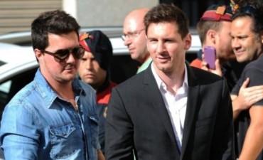Messi irá a juicio oral por fraude