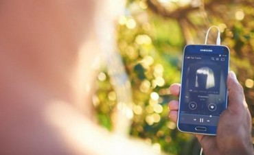 La música on line