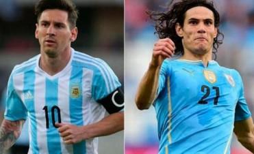 Copa América: Argentina juega un partido clave ante Uruguay