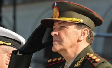 El general César Milani presentó su pase a retiro por