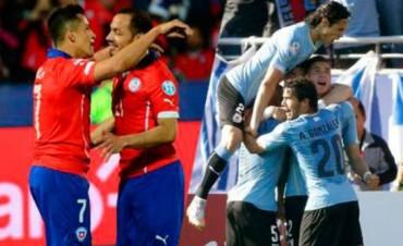 Copa América: Chile y Uruguay ponen en marcha los cuartos de final