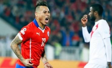 Chile fue un poco más que Perú y es el primer finalista de la Copa América
