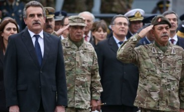 El general Ricardo Luis Cundom asumió este lunes al frente del Ejército