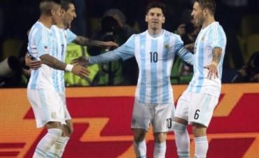 Argentina pasó por arriba a Paraguay y se viene la final con el local Chile