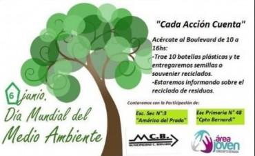CONSCRIPTO BERNARDI: Actividades por el Día del Medio Ambiente