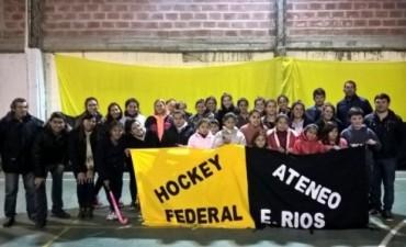 Presentaron el Ateneo Hockey como nueva disciplina de la Institución Canaria