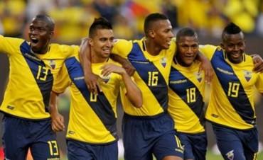 Copa América: Ecuador goleó a Haití y se clasificó a cuartos de final