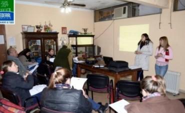 Adicciones : articulan acciones conjuntas entre Municipio y Operadores Socio-terapeutas