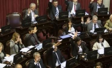 Senado convirtió en ley el pago a jubilados y blanqueo