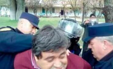 En Diamante: detienen al secretario adjunto de UPCN Fabián Monzón