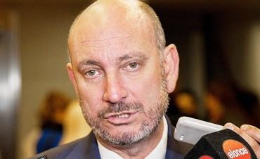 El ministro De la Rosa presentó la renuncia y Bordet se la aceptó
