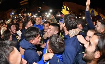 Festejo anticipado: Boca se consagró como nuevo campéon del fútbol argentino