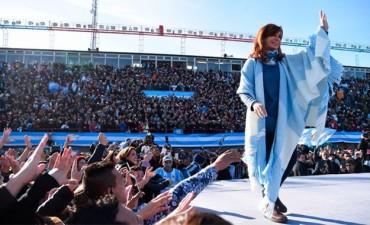 Cristina será candidata a senadora por el frente de Unidad Ciudadana