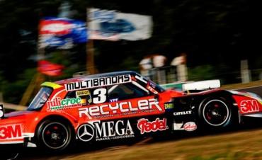 Mariano Werner fue contundente y se quedó con la clasificación del TC en Paraná
