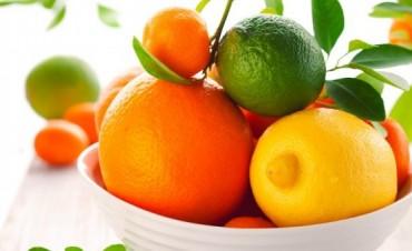 Crece el consumo de cítricos y jengibre por la baja temperatura y la gripe