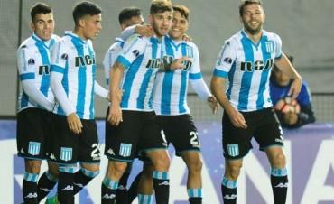En Avellaneda, Racing venció a Independiente Medellín por la Copa Sudamericana