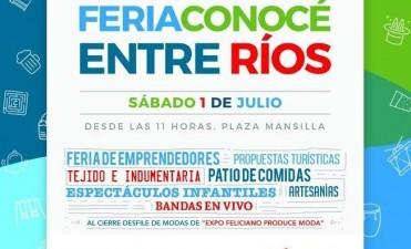 """EL MUNICIPIO PARTICIPARÁ DE LA FERIA """"CONOCÉ ENTRE RÍOS"""""""