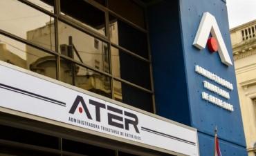 ATER prorroga vencimientos sobre declaraciones juradas y el otorgamiento de exenciones.