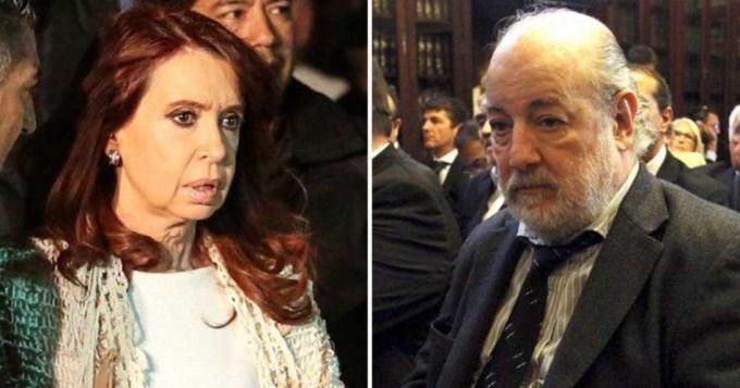 Cristina recusó a Bonadio:
