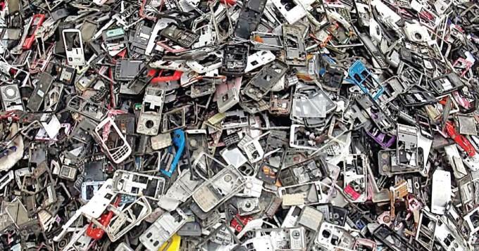 Daño colateral: basura electrónica