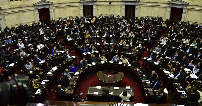 Diputados aprobaron la ley de víctimas