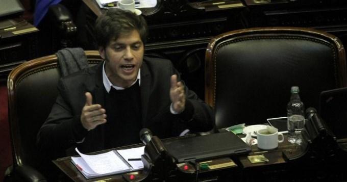 Durísimo cruce entre Peña y Kicillof en Diputados