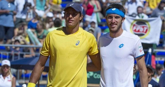 Importantes cambios en los partidos de Copa Davis