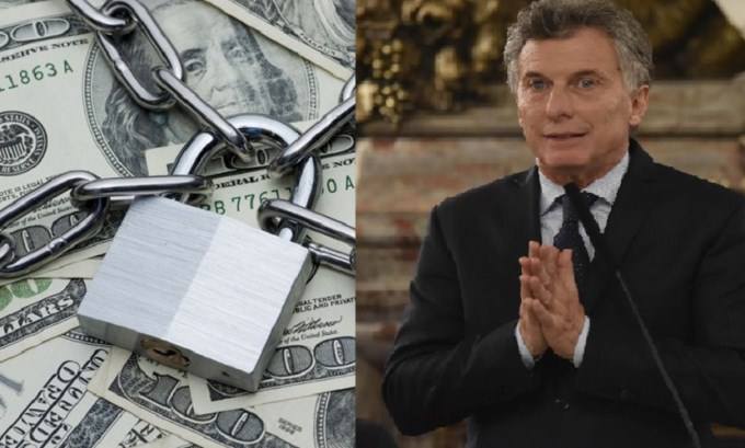 La deuda externa se infló a más de 200 mil